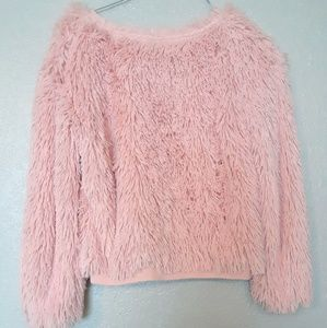 Other - fur sweater